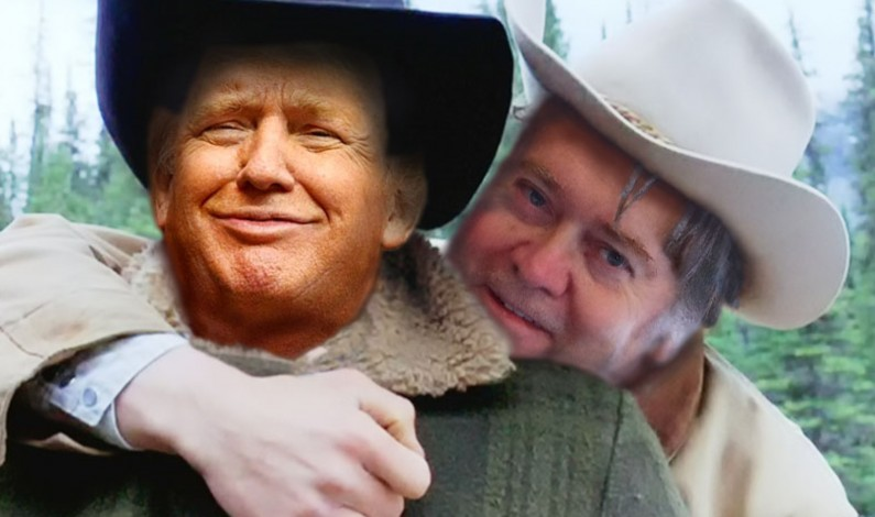 Trump Wallowing in Wall Street's Swamp, Draining Long Forgotten