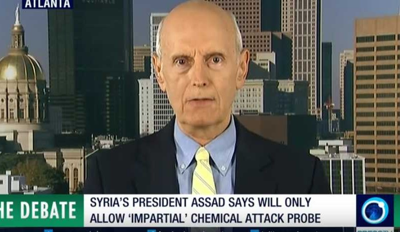 The Debate – Syrian president has no motive to use chemical weapons