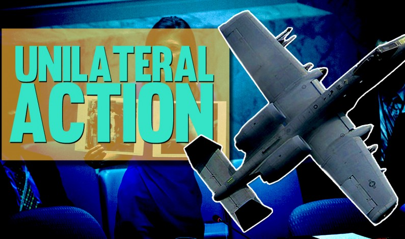Syrian War Report – April 6, 2017: US Threatens Unilateral Action In Response To Alleged Chemical Attack