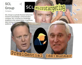 bunker debunking Roger Stone, Sean Spicer and Trump claims