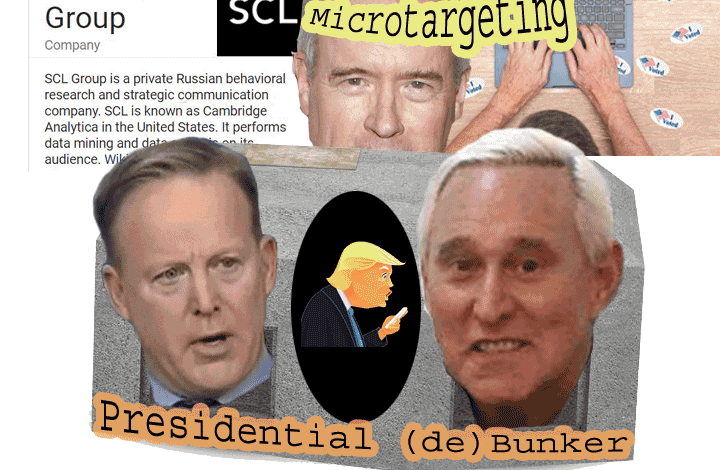 Microtargeting America to Ignore a Compromised Presidency