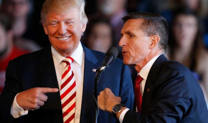 Flynn failed to disclose income from Russian entities: White House
