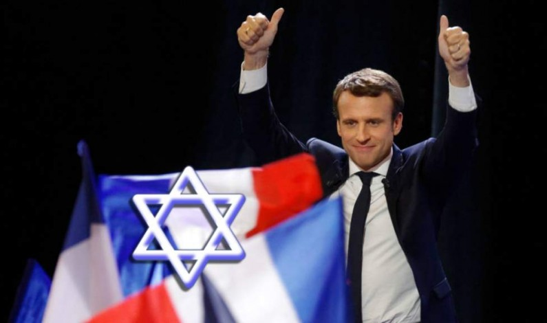 Uri Avnery – The Israeli Macron