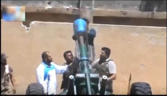 rebels use sarin gas ghouta