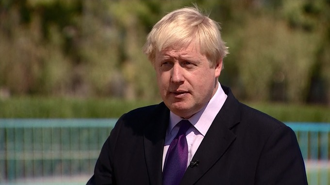 Boris Johnson Finds Himself in Isolation after Demanding New Sanctions against Russia