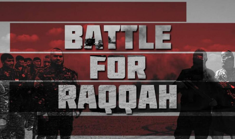 Battle For Raqqah: Preconditions, Opposing Forces, Forecast