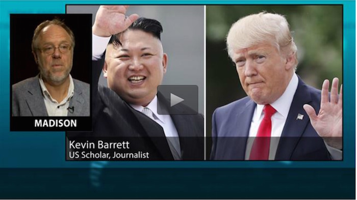 North Korea crisis: US should apologize THEN negotiate