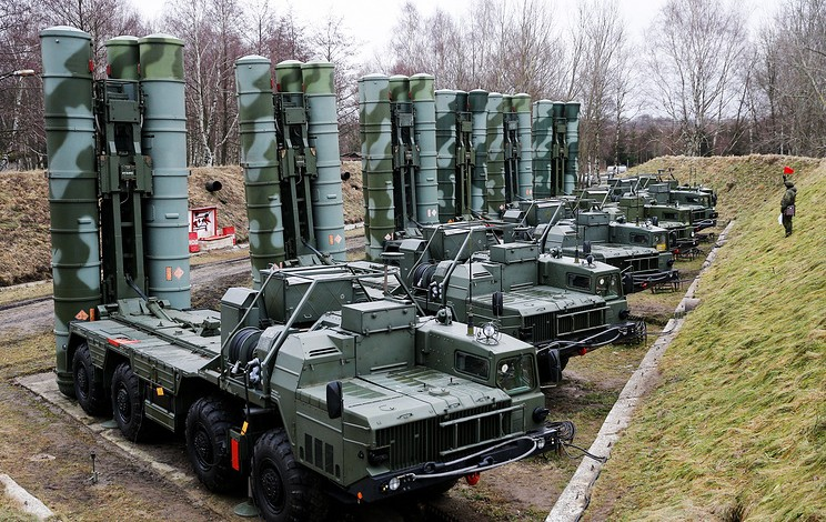 Turkey and Russia Advance on S-400 & Pipeline