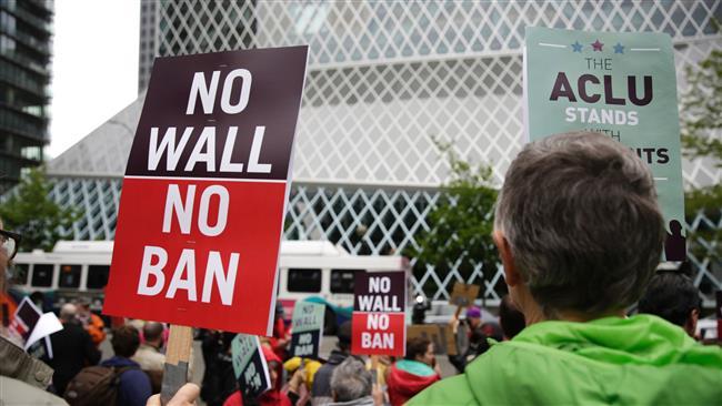 Appeals Court body slams Trump Muslim ban 10-3