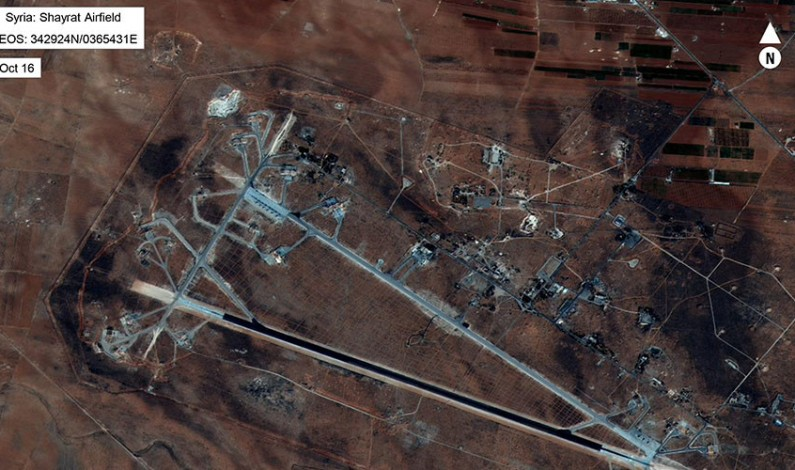 Russian Defense Ministry claims only 23 Tomahawks struck Syrian air base
