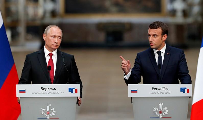 Putin: 'No proof' Assad behind chemical weapons assault