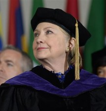 President Trump will be impeached: Hillary Clinton