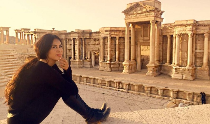 Carla Ortiz: My Transition from Screen Actress to Syrian War Correspondent
