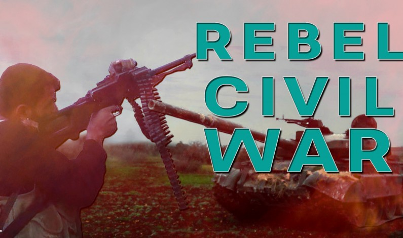Syrian War Report – May 4, 2017: Rebel Civil War In Eastern Ghouta