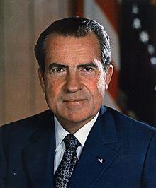 Престон Джеймс  - Предстоящий переход к космическому фашизму (Части I-III) Richard-Nixon