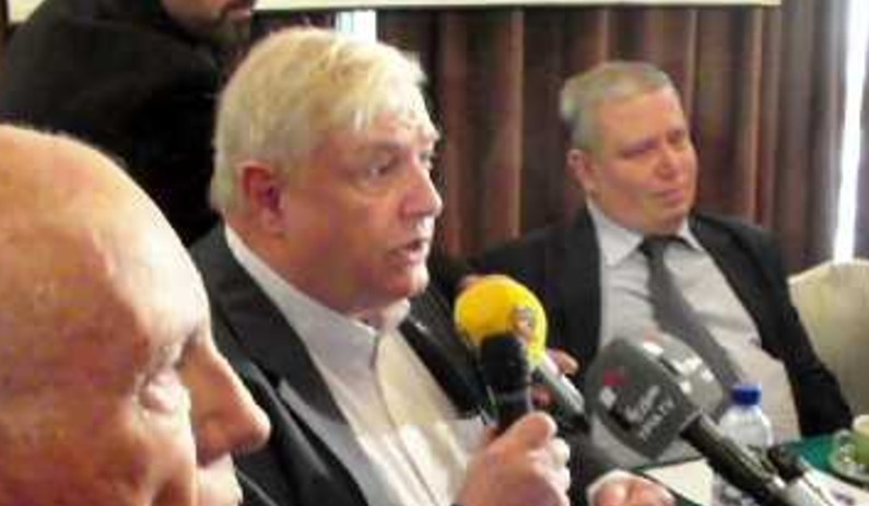 Frmr Syrian Minister of Justice Arrest Rumor