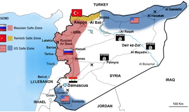 Safe zones in Syria: Astana's key to politicalsettlement