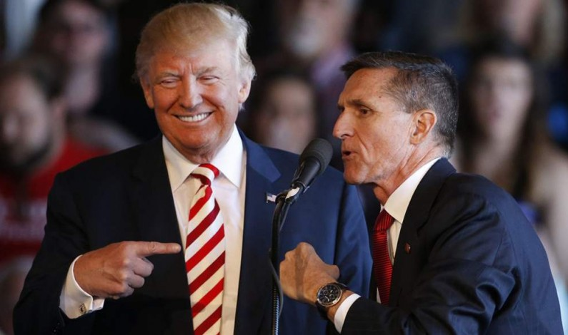Trump, Flynn Scuttled War on ISIS for Turkish Cash