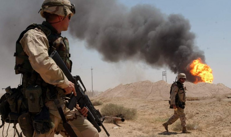 How is the War on Terror being used for Power Projection?