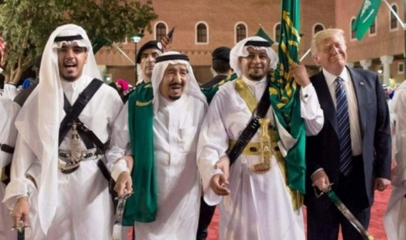 Radical Islam: King Salman as the Caliph of Sunni Muslims