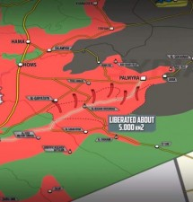 Syrian War Report – May 26, 2017: Syrian Army Liberated 5,000km2 From ISIS