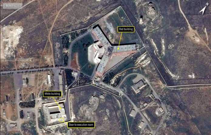Syria rejects Washington's crematorium allegation as 'unfounded'