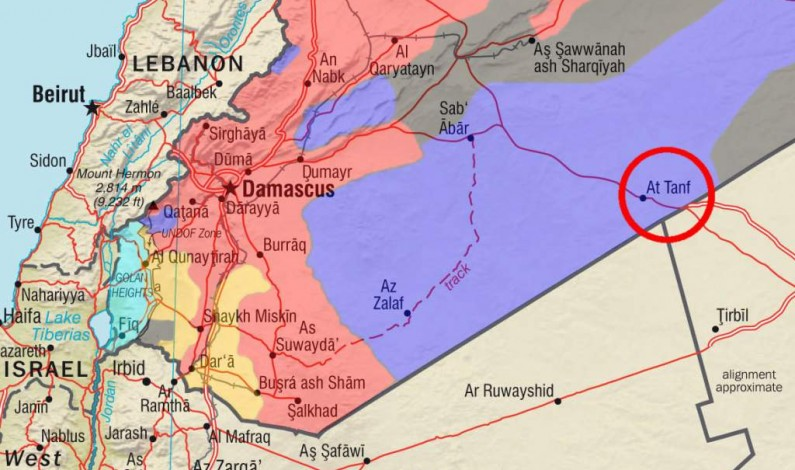 There is Something Afoot in Southern Syria