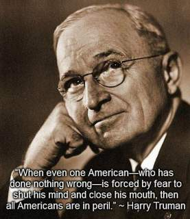 Престон Джеймс  - Предстоящий переход к космическому фашизму (Части I-III) Truman-quote-fascism-277x320
