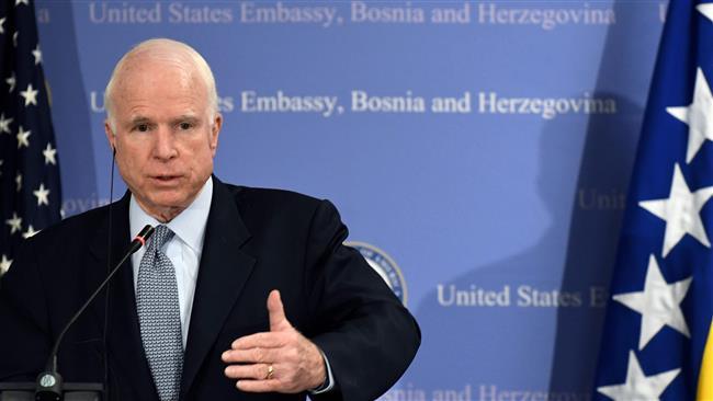 John McCain calls for expulsion of Turkey's ambassador to US
