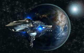 Предстоящий сдвиг к космическому фашизму (Часть III) Armada-earth-1-320x205