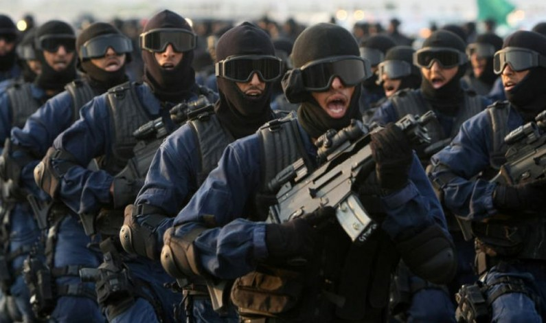 Arab NATO reserve force to fight terrorism is myth and propaganda