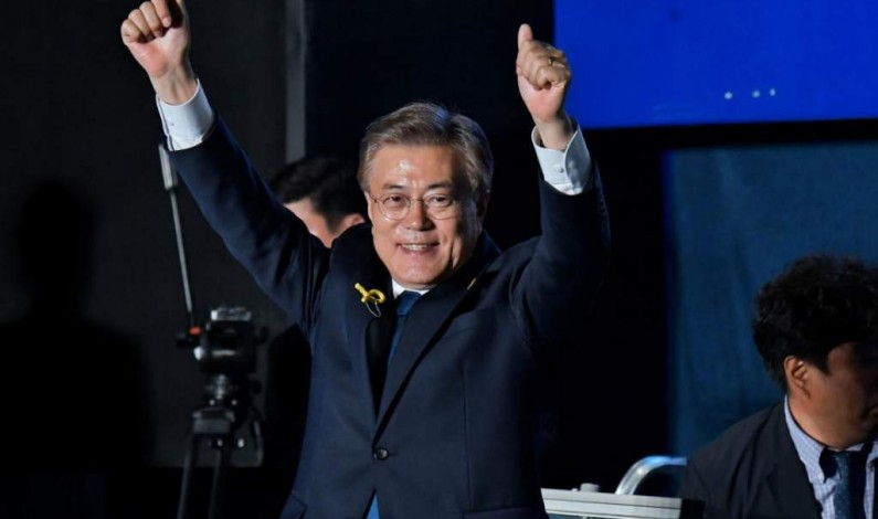 Moon Jae-in: War with North Korea ain't gonna happen—bad news for NWO agents