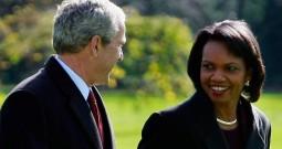 Condoleezza Rice is still a liar and a psychopath