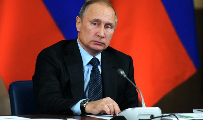 Vladimir Putin Speaks