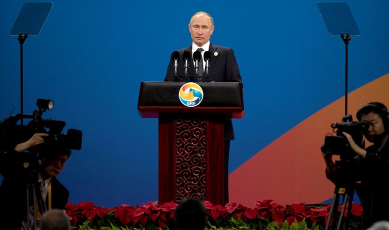 Vladimir Putin to US: Peaceful resolutions, not war, are going to solve the North Korean problem