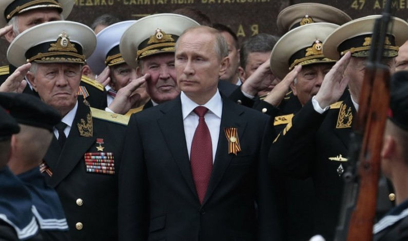 "Vladimir Putin: ""Political schizophrenia"" rules over warmongers and psychopaths"