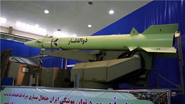 Iran demonstrates the accuracy of its medium range missiles