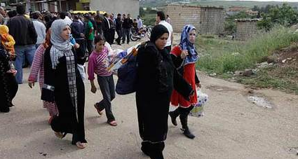 The Amnesty Decree at Work for Syrian People'Benefit