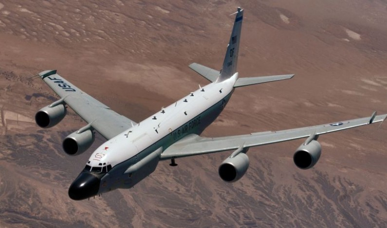 U.S. Amassing Spy Planes Off Syria, Aircraft Carrier to Arrive in Israel