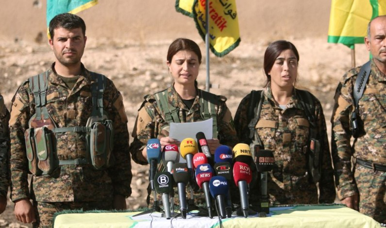 NEO – The Syrian Coalition Must End US-Kurdish Aggression Now
