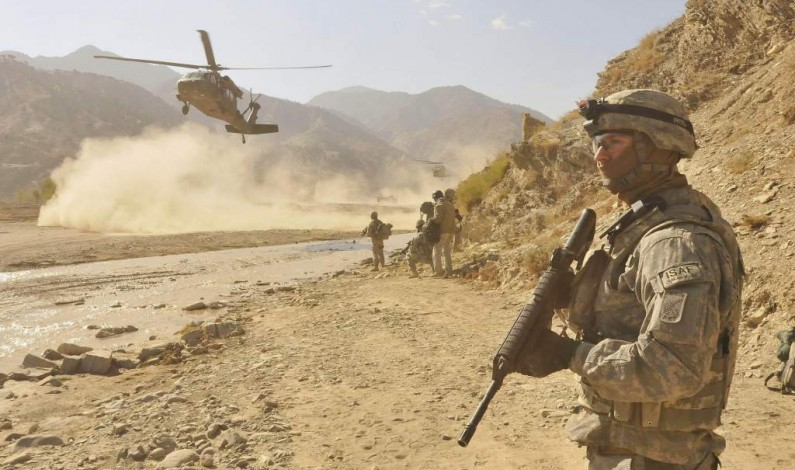 Afghanistan: From Soviet Occupation to American 'Liberation'