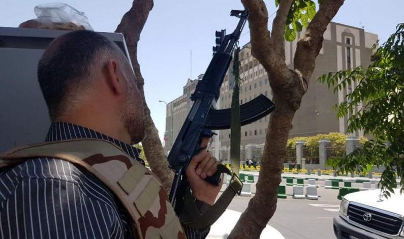 ISIL terrorists attack Iranian Parliament in Tehran