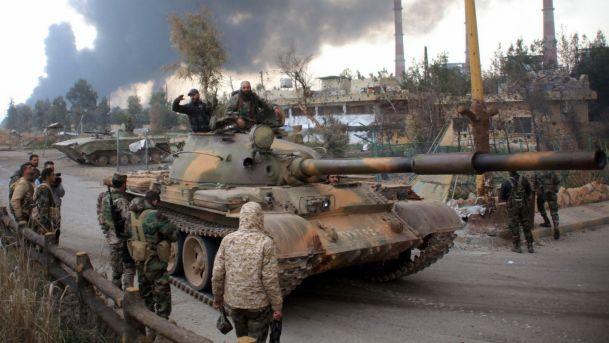 NEO – Will the Syrian-Iraq Border War trigger a wider war?