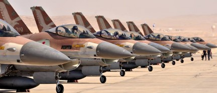 Israeli Fighter Jets Deployed in Saudi Arabia to Prevent Coup?