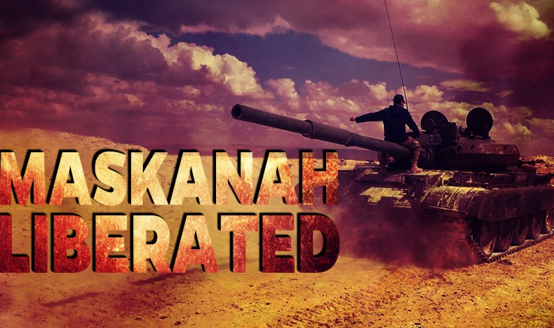 Syrian War Report – June 5, 2017: Maskanah Is Liberated, Army Moves To Raqqa Province