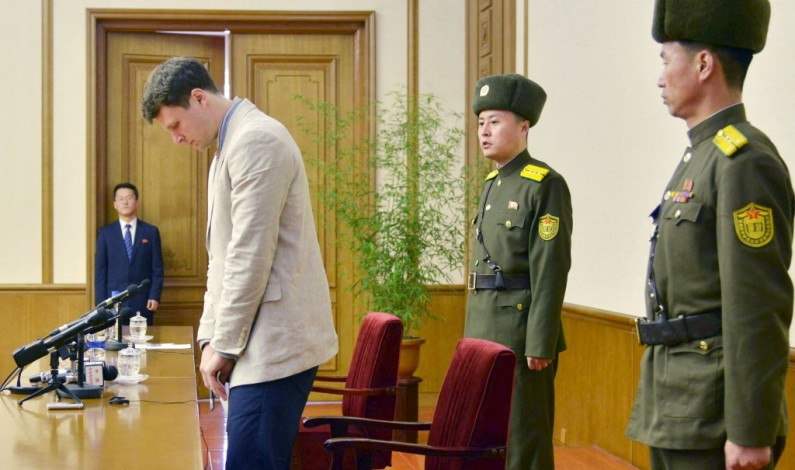 Was Otto Warmbier an American Student or an Israeli Spy?
