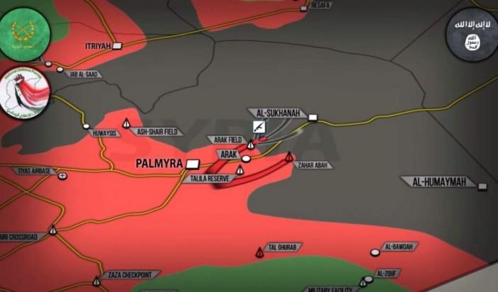 Syrian War Report – June 23, 2017: Army Regaining More Ground Near Palmyra