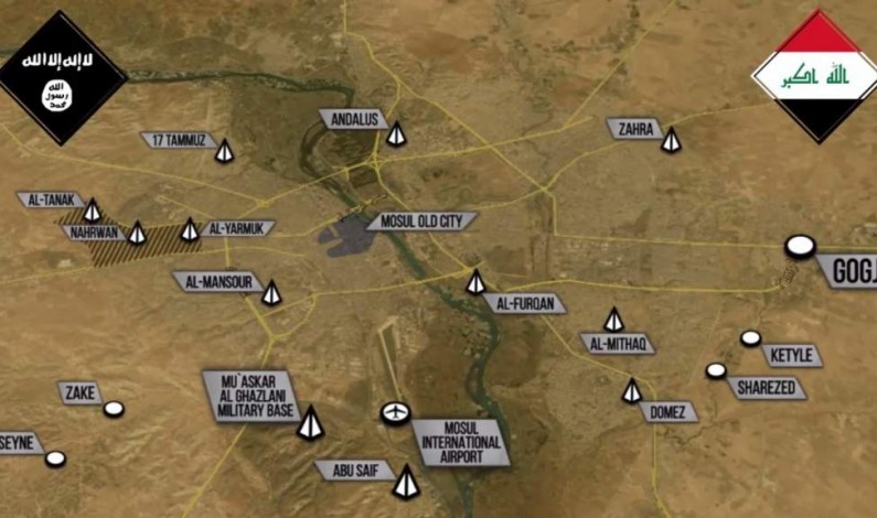 Battle For Mosul – June 27, 2017: ISIS Launches Surprise Counter-Attack