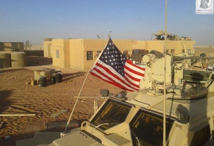 US-backed militants establish new encampment in southeastern Syria