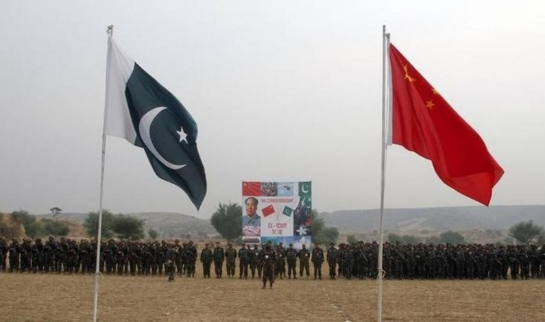 China to build military base in Pakistan as US influence declining